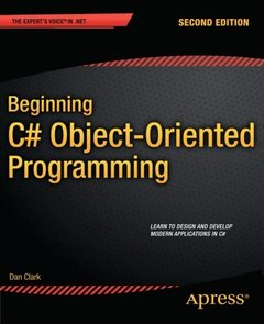Beginning C# Object-Oriented Programming (Expert's Voice in .NET)-cover