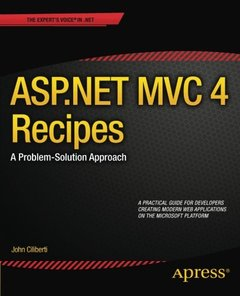ASP.NET MVC 4 Recipes: A Problem-Solution Approach (Expert's Voice in .NET)-cover
