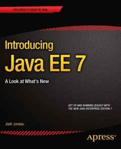 Introducing Java EE 7: A Look at What's New-cover