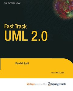 Fast Track UML 2.0-cover