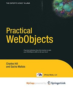 Practical WebObjects-cover