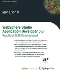 WebSphere Studio Application Developer 5.0: Practical J2EE Development-cover
