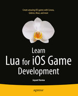 Learn Lua for iOS Game Development-cover
