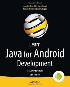 Learn Java for Android Development-cover