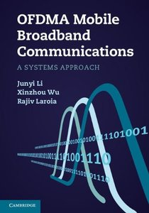 OFDMA Mobile Broadband Communications: A Systems Approach-cover