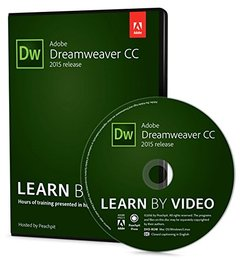 Adobe Dreamweaver CC Learn by Video (2015 release)-cover