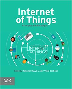 Internet of Things: Principles and Paradigms-cover
