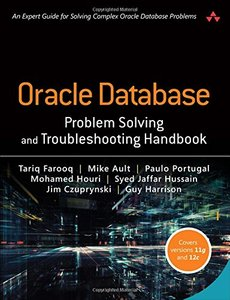 Oracle Database Problem Solving and Troubleshooting Handbook-cover