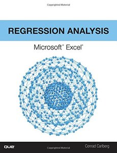 Regression Analysis Microsoft Excel-cover