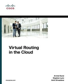 Virtual Routing in the Cloud (Networking Technology)-cover