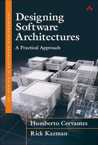 Designing Software Architectures: A Practical Approach (SEI Series in Software Engineering)(Hardcover)-cover