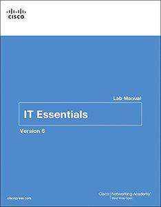 IT Essentials Lab Manual, Version 6 (6th Edition) (Lab Companion)-cover