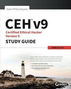 CEH v9: Certified Ethical Hacker Version 9 Study Guide, 3/e (Paperback)-cover