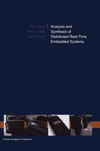 Analysis and Synthesis of Distributed Real-Time Embedded Systems-cover