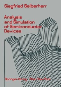 Analysis and Simulation of Semiconductor Devices-cover