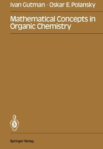 Mathematical Concepts in Organic Chemistry-cover