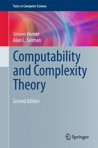 Computability and Complexity Theory (Texts in Computer Science)-cover