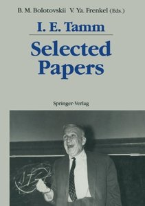 Selected Papers (English and German Edition)-cover