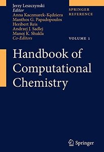 Handbook of Computational Chemistry-cover