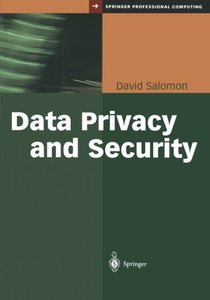 Data Privacy and Security (Springer Professional Computing)-cover
