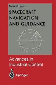 Spacecraft Navigation and Guidance (Advances in Industrial Control)-cover