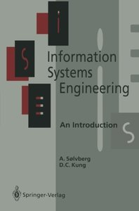 Information Systems Engineering: An Introduction
