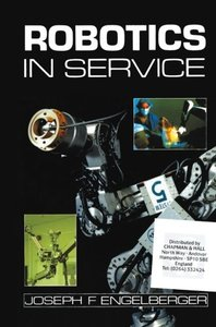 Robotics in Service-cover