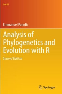 Analysis of Phylogenetics and Evolution with R (Use R!)-cover