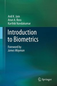 Introduction to Biometrics-cover