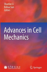 Advances in Cell Mechanics-cover