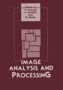 Image Analysis and Processing-cover