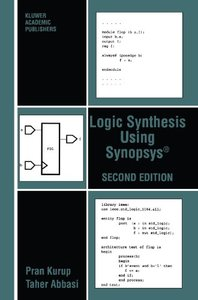 Logic Synthesis Using Synopsys®-cover