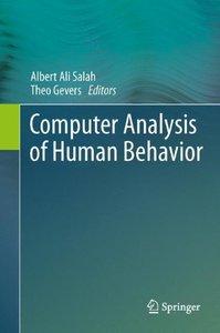 Computer Analysis of Human Behavior-cover