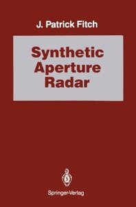 Synthetic Aperture Radar (Signal Processing and Digital Filtering)-cover