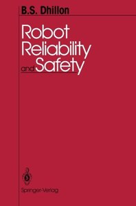 Robot Reliability and Safety-cover