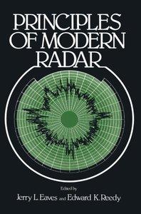 Principles of Modern Radar-cover