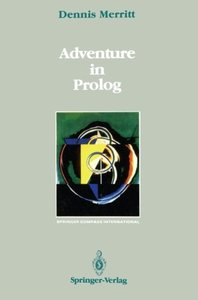 Adventure in Prolog (Springer Compass International)-cover