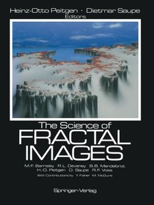 The Science of Fractal Images-cover