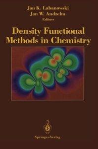 Density Functional Methods in Chemistry-cover