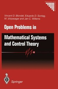Open Problems in Mathematical Systems and Control Theory (Communications and Control Engineering)-cover