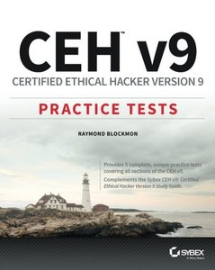 CEH v9: Certified Ethical Hacker Version 9 Practice Tests-cover