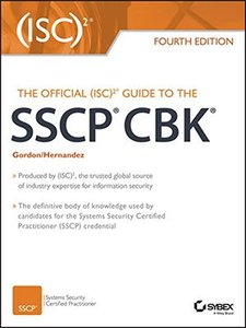The Official (ISC)2 Guide to the SSCP CBK ,4/e (Hardcover)-cover