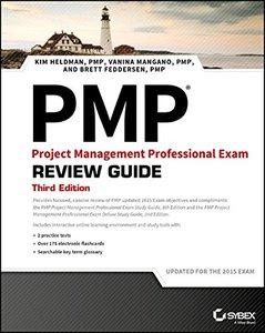 PMP Project Management Professional Review Guide: Updated for the 2015 Exam-cover