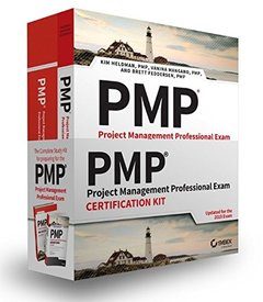PMP Project Management Professional Exam Certification Kit 3/e(paperback)-cover