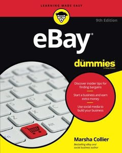 EBAY FOR DUMMIES, 9TH EDITION-cover