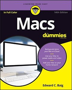 MACS FOR DUMMIES, 14TH EDITION-cover