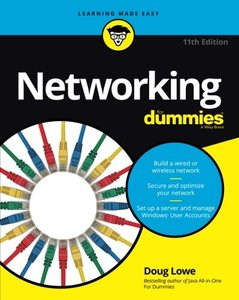 Networking For Dummies 11/e-cover