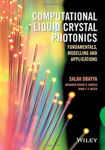 Computational Liquid Crystal Photonics: Fundamentals, Modelling and Applications(Hardcover)-cover