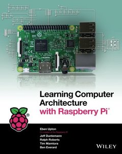 Learning Computer Architecture with Raspberry Pi-cover