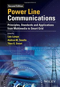 Power Line Communications: Principles, Standards and Applications from Multimedia to Smart Grid, 2/e (Harcoved)-cover